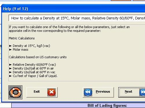 Help Menu - Office 2003